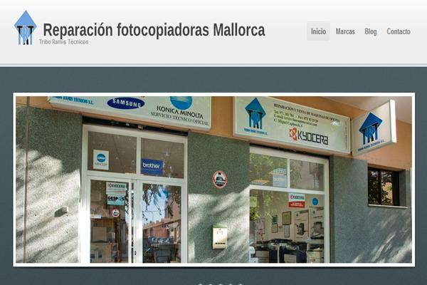 Fotocopiadoras Mallorca