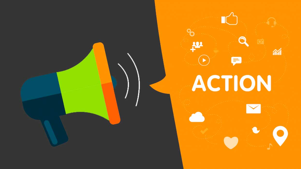 Call to Action ( CTA )